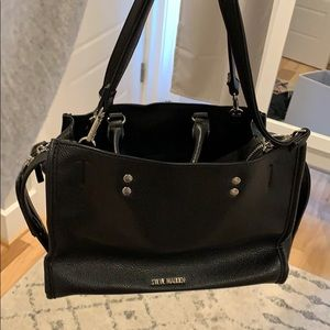 Black Steve Madden bag